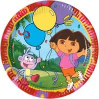 Dora the Explorer - Plates