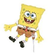 SpongebobMiniMylar42173