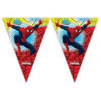 SpidermanFlagBanner