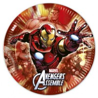 AvengersMultiheroPlates