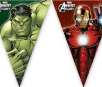 AvengersMultiheroflagBanner