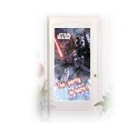 star wars door banner