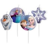 frozen ice skating medallion straws